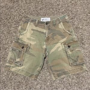 American Eagle Outfitters Camo Cargo Shorts Sz. 30